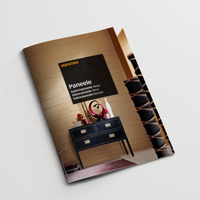 Meister Paneele Premium Katalog
