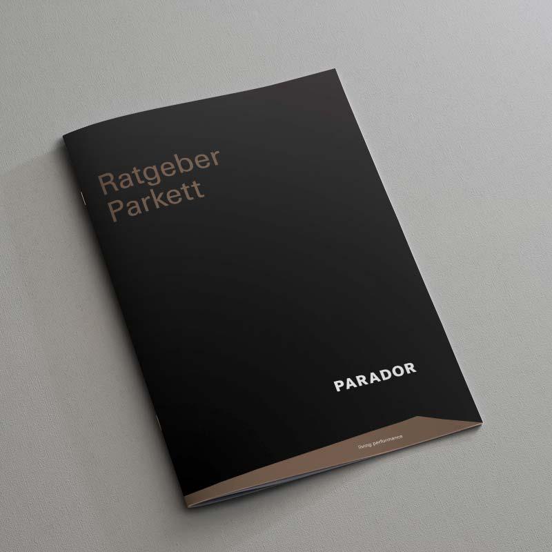 Parador Ratgeber Parkett 2018