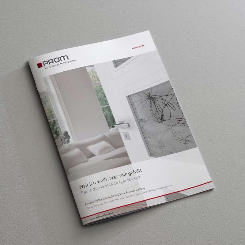 Prüm Zeitlose Weißlacktüren für moderne Raumgestaltung Katalog