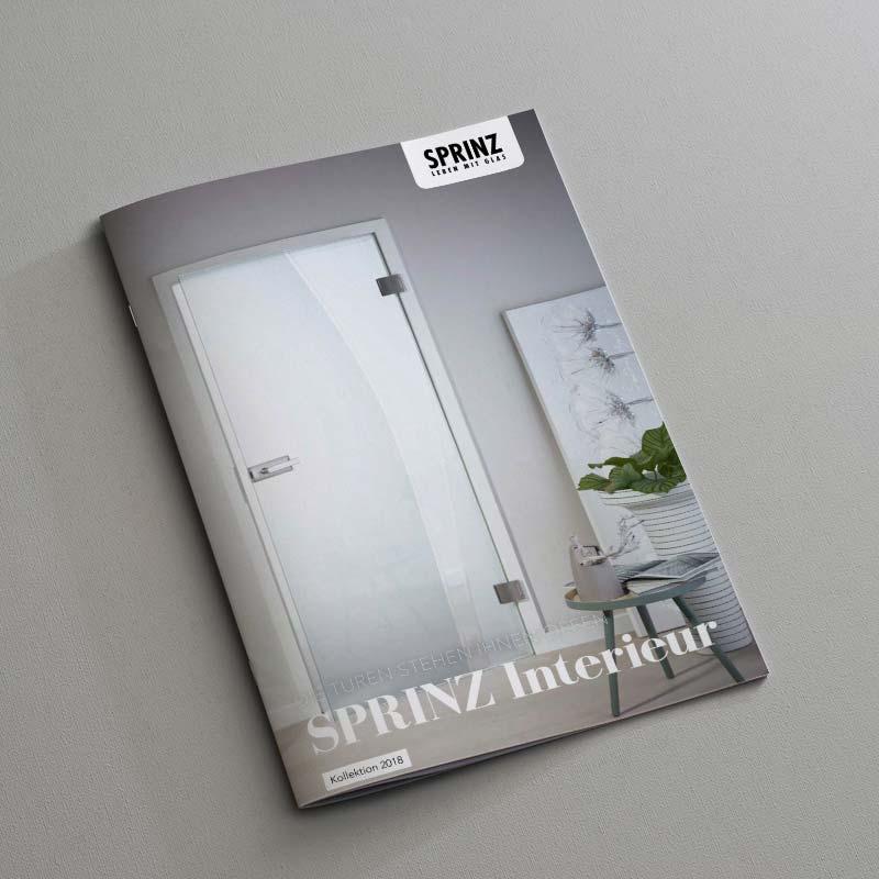 Sprinz Interieur Katalog 2018