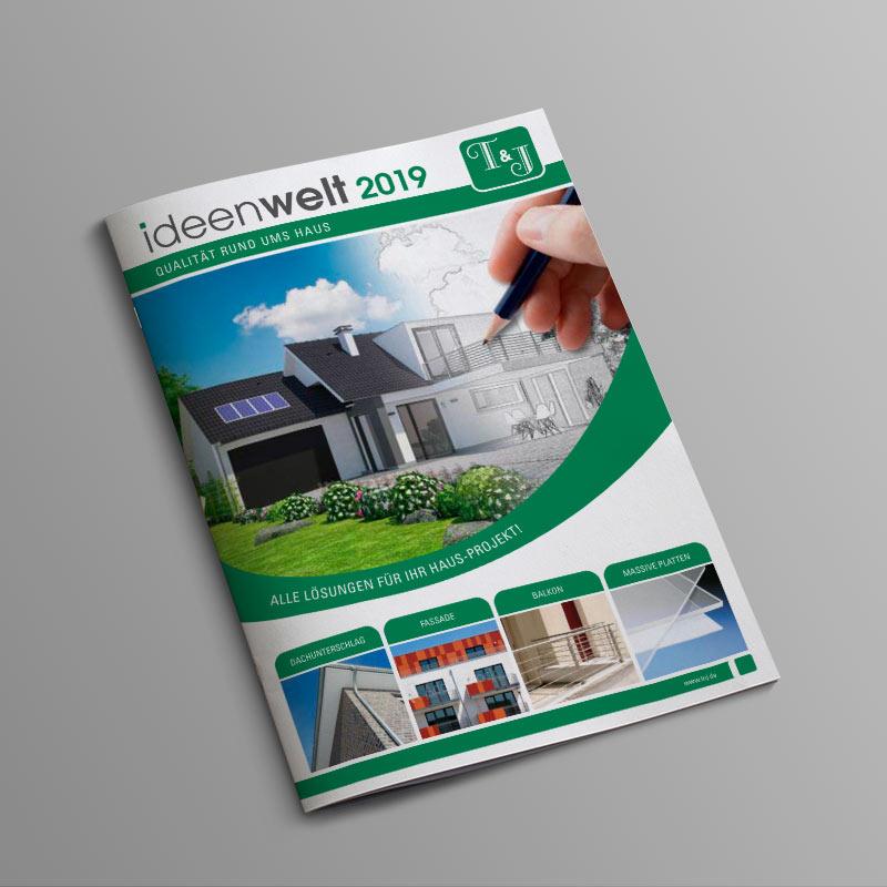 Tetzner und Jentzsch Ideenwelt Qualität rund ums Haus Katalog 2018