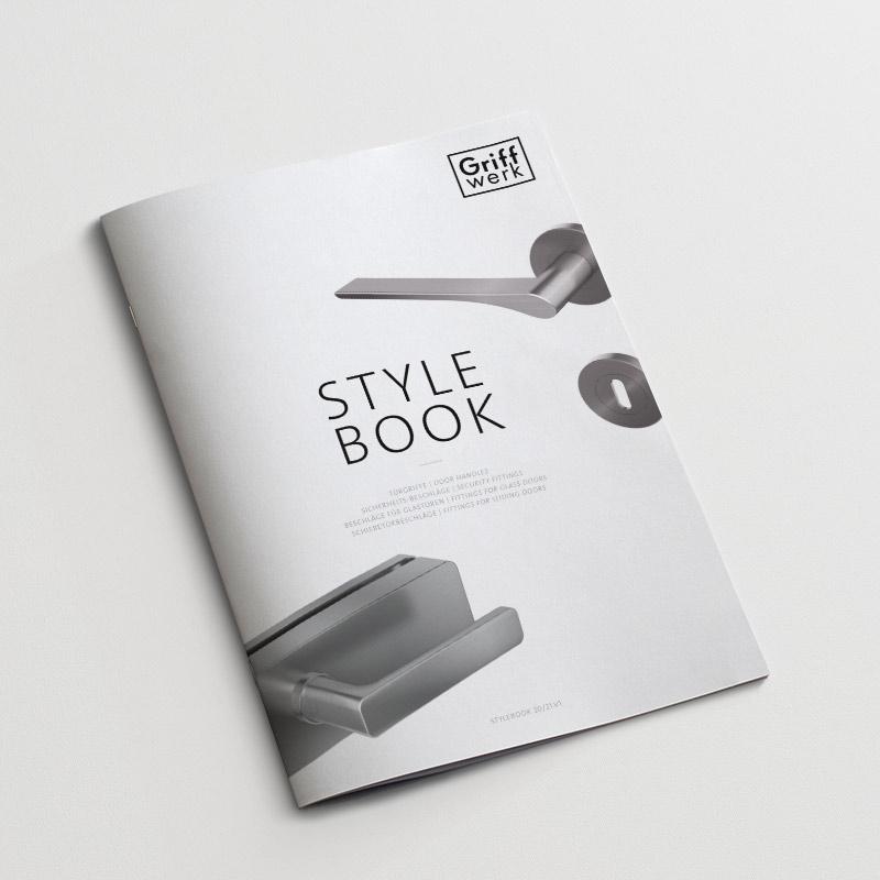 Griffwerk Stylebook Katalog