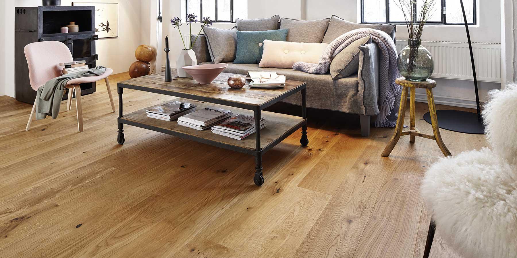 Bodenberater | Oberflächenbehandlung Böden | Boen Rustic Oak | HolzLand Verbeek | Straelen