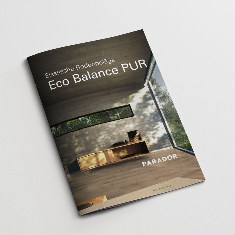 Boden Katalog Eco Balance Pur   Parador   Holzland Verbeek