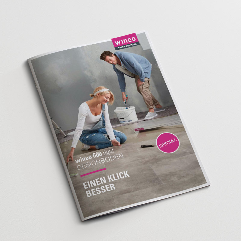 Designboden Wineo Rigid Katalog   Holzland Verbeek