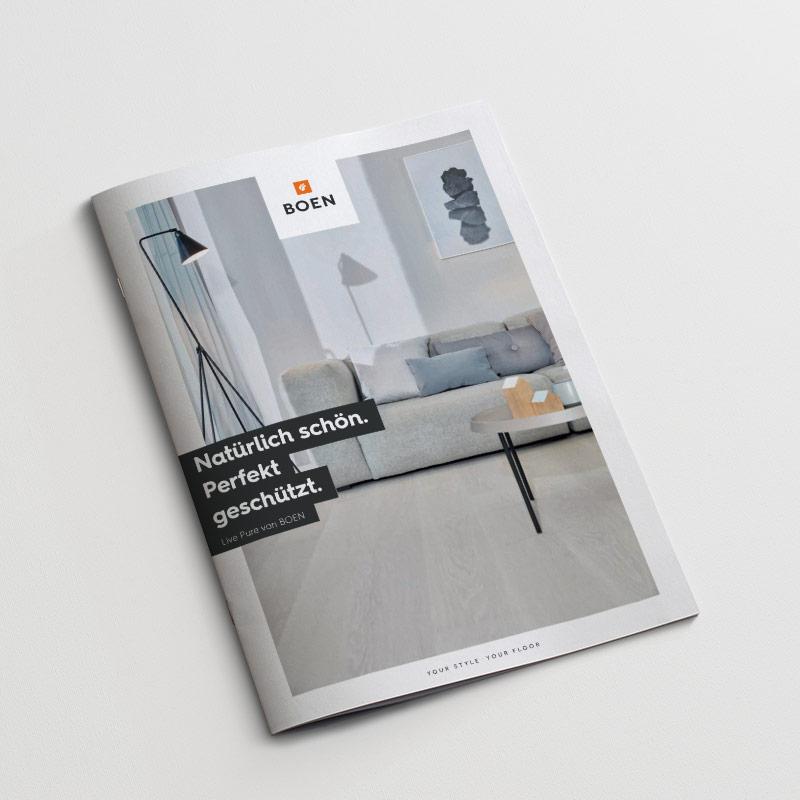 Parkett Boden pure Katalog   Holzland Verbeek