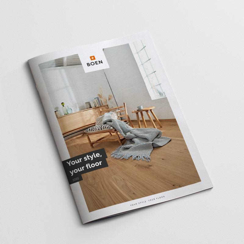 Parkettdielen Katalog Boen   Holzland Verbeek